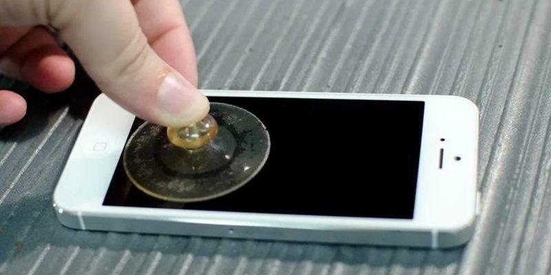 телефон в ремонте